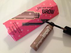 Love this! Benefit: give me brow.