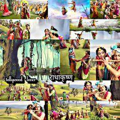 Radha Krishna Songs, Radha Krishna Love Quotes, Radha Krishna Photo, Krishna Photos, Radhe Krishna, Lord Shiva, Mythology, Movie Posters, Instagram