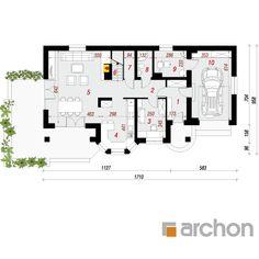 Dom w majeranku 2 (G) Floor Plans, Two Story Houses, Floor Plan Drawing, House Floor Plans