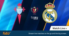 Where to find Celta vs. Real Madrid Copa del Rey quarterfinal 2nd leg on US TV and streaming   If youre trying to find out how you can watch Celta vs. Real Madrid youve come to the right place.  Real Madrid is one step away from qualifying for the semifinals of the 2016/17 Copa del Rey. Madrid has to overturn a 1-2 defeat from the first leg to make it into the next round. But dont underestimate Celta de Vigo especially when theyre playing at home.  Match: Celta vs. Real Madrid  Competition…
