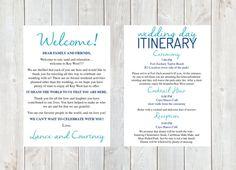 welcome letter wedding welcome letter wedding itinerary hotel welcome bag welcome bag destination wedding letter anchor key west