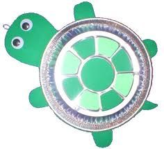 adorable turtle craft for kids