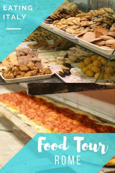 What to do when you have one day in Rome, Italy? Eat, of course! This delicious food tour gets two thumbs up!