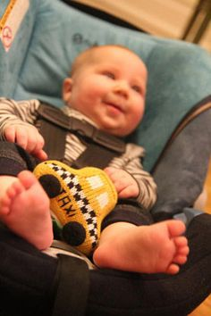 7 rules to follow to safely install a car seat in a taxi in 45 seconds.