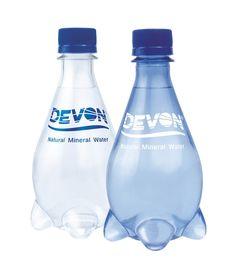 طراحي بسته بندي  - آب معدني