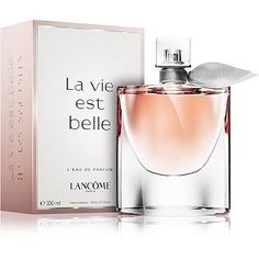 Lancome La Vie Est Belle Women's Eau de Parfum for sale online Hermes Perfume, Perfume Lady Million, Perfume Versace, Perfume Diesel, Best Perfume, Fragrance Parfum, Beauty, Fragrance