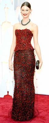2015 #Oscars Behati Prinsloo