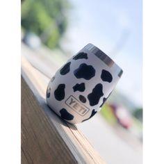 Cow Kitchen Decor, Cow Decor, Quartz Tiles, Custom Yeti, Cow Gifts, Yeti Cup, Wine Tumblers, Cow Print, Wine Gifts