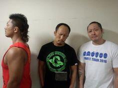 Shingo Takagi, Punch Tominaga & Jimmy Kanda