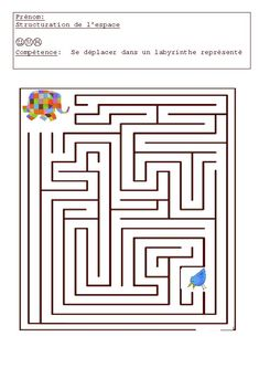 Télécharger les jeux d'eveil Elmer gratuitement Character Education, Home Schooling, Kindergarten Worksheets, Activities For Kids, Homeschool, Teaching, Math, Mondrian, Caves