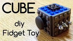 diy fidget toys - YouTube