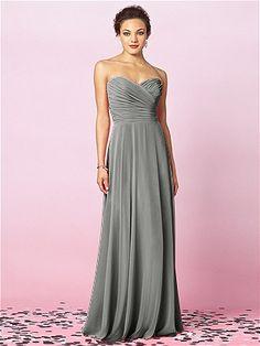 Flowy Bridesmaid Dress