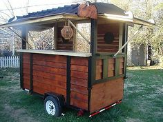 Custom Concession Trailer Mobile Food Cart All Styles Built to Order Sala Thai