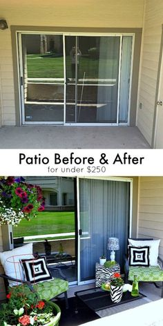 12 Pretty Decorating Ideas for Your Patio | Balconies and Balcony ...