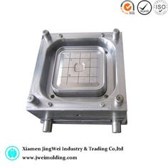Plastic injection water bucket mould