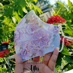 Diy Mask, Diy Face Mask, Face Masks, Bridal Mask, Towel Crafts, Flower Girl Gifts, Birthday Gifts For Her, Fashion Face Mask, Crochet Motif