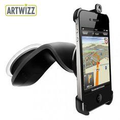 Artwizz Car Holder für iPhone bei www. Iphone 4s, Ipad, Samsung, Car Holder, Electronics, Autos, Slipcovers, Iphone 4, Consumer Electronics
