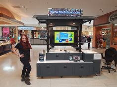 Come visit us at the Lambton Mall in Sarnia! Mall, Flat Screen, Desk, Tv, Furniture, Home Decor, Blood Plasma, Writing Table, Homemade Home Decor