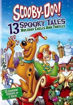 SCOOBY-DOO-13 SPOOKY TALES-HOLIDAY CHILLS & THRILLS (DVD/2 DISC)
