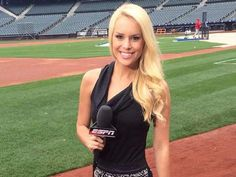 """ESPN Reporter Britt McHenry Suspended For Foul-Mouthed Rant We all have our bad days. This one just happened to be caught on film – and plastered all over social media… """"I'm in the news, sweetheart. I will f****** sue this place,"""" ESPN reporter Britt McHenry says in the security camera video, and it gets worse..."""