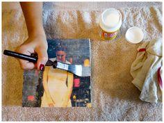 deco-diy_fashion-magazine-a-la-mode-10 Shades Window, Picture On Wood, Diy Fashion, Magazine, Crafty, Deco, Art, Photo On Wood, Art Background
