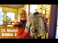 14. Model (3/5) ● Örgü Tasarım - YouTube