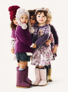 Ouh Benetton!!! [Fall 2012 Kids Clothing]