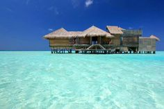 A breakdown of a luxury resort in the Maldives that's been awarded the best hotel in the world on TripAdvisor.