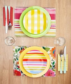 Make a gorgeous tableware set // Homemaker, Issue 45 // Image: cliqq.co.uk