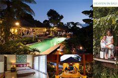 Heaven in Bali, Hotel in Bali