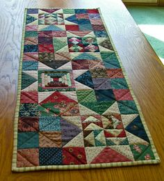 Heartspun Quilts ~ Pam Buda: Airing the Orphans & Scraps Quilts ~ Part One