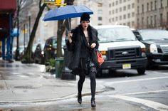 Michelle Harper street style