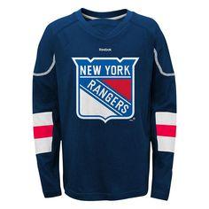 4f10995de NHL New York Rangers Toddler Long Sleeve T Shirt Nhl News