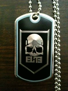 Call of Duty Dog Tag by IMPRESSIONSNV ($10)