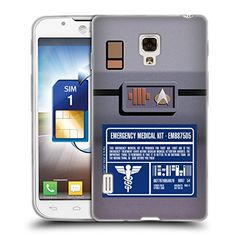 Official Star Trek Medical Kit Gadgets TNG Soft Gel Case for LG Optimus L7 II Dual P715 * Check out this great product. (Note:Amazon affiliate link) #CellPhonesAccessories