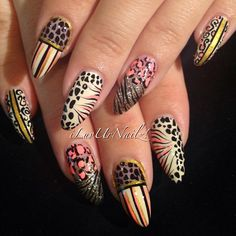 Stiletto! (Nails)!!!!! by bugalove12 on Pinterest | Stiletto Nails ...