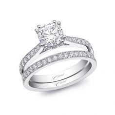 #Engagementring Brand: #CoastDiamond style: (#LC5469)  Go visit www.diamondconnectiononline.com to order this ring.