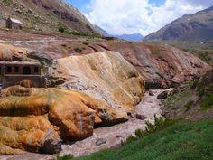 Puente del Inca - Argentina