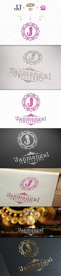 #Logo #LogoDesign #Jewellers Logo Design