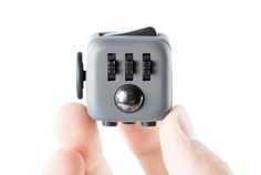 Fidget Cube from Antsylabs. Incredible success on Kickstarter. http://www.antsylabs.com/