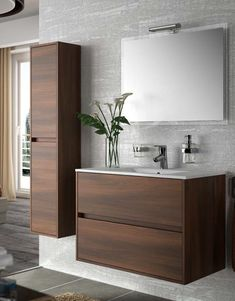Renew Your Small Bathroom With Modern Decor In Green  Modern Fascinating Modern Small Bathroom Decorating Inspiration