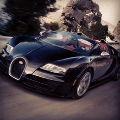 Bugatti Veyron anyone?