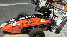 #formulastudent #electricvehicle #ingegneria #sapienzauniversity Da 0 a 100 km/h in 37 secondi by christian_defa