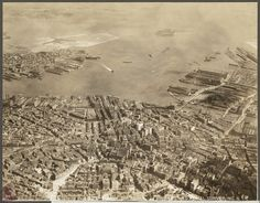 Boston. East Boston and harbor 1925| Flickr - Photo Sharing!