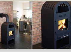 Uniq 4 Freestanding Stoves, Woodburning, Home Appliances, Building, House Appliances, Wood Burning, Buildings, Appliances, Log Burner