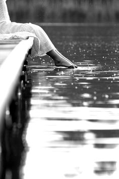 """""""Some people feel the rain, others just get wet"""" - Bob Marley"""