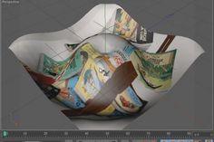 Découvrir l'UVW mapping. Comprendre les propriétés du Tag de texture, les types de projection et l'outil mapping.