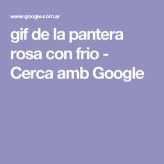 gif de la pantera rosa con frio - Cerca amb Google