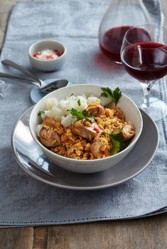 Scharfes Reisfleisch mit Rübchengemüse Foto © Thorsten Suedfels für ARD Buffet Magazin/burdafood.net