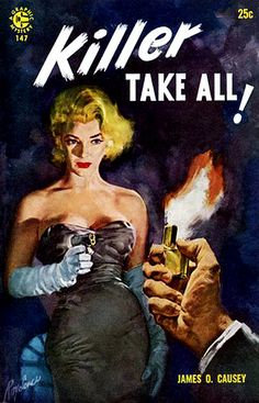 "James_O_Cause - ""Killer Take All!"" 